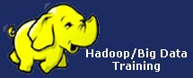Hadoop/Big Data Online Training